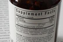 Organic, Clean Supplement Choices