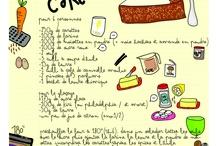 - gâteaux recettes