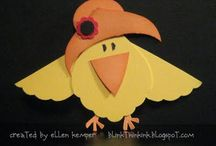 Cards Made with Punches - Stampin Up / Projects I have created/found using Stampin' Up! Punches, http://stampinwithsandi.com/, stampin up, stampin up punches, projects using stampin up punches, Canadian Stampin Up Demonstrator, stampin with sandi, sandi maciver, card making blog, paper crafting, free stamping videos, free stamping tutorials, stampin up card ideas, stamping techniques, cards made with punches,