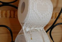 Banheiros croche