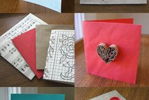 Holiday Card Ideas / What has two thumbs and loves handmade cards? / by Keiko Zoll
