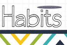 Homeschool Habits / by Mystie Winckler