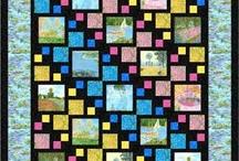 Monet panel qui / by Candy Benson Maroney