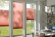 Perfect Blinds for Patio Doors / The best options when choosing blinds for your Patio Doors
