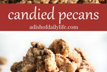 Candied Pecans/Other Nuts