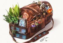 RPG - inspiracje na przedmioty / Pomysły przydające się na sesje RPG.