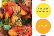 whole 30 - breakfast / Whole 30 Approved breakfast ideas + recipes.