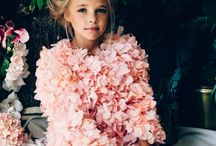 Little Girls Fashion / by Michele Mezrah