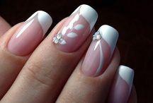 образцы ногтей