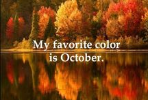 October is my bday
