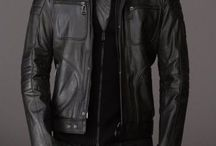 Men's Fashion - Leather Jackets