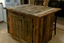 Furniture / end tables, kitchen tables, bedside tables, etc / by Donna T