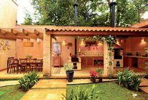 terasy verandy pergoly posezení