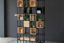 Shelfs room