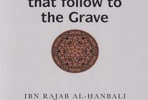 Ibn Rajab Al Hanbali / Imam Ibn Rajab al Hanbali (736 - 795 AH) He was the noble Imaam, the Haafidh, the Critic, Zayn-ud-Deen Abdur-Rahmaan bin Ahmad bin bdir-Rahmaan bin al-Hasan bin Muhammad bin Abil-Barakaat Masood As-Salaamee Al-Baghdaadee (due to his place of birth),  He was born in Baghdad in 736H and was raised by a knowledgeable family,