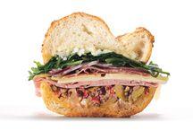 Burgers / Sandwiches