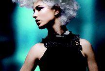 Hair art / Cool hair style inspirational
