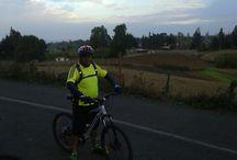 Salidas en bicicleta