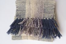 Weaving / My works