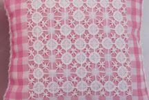 Embroidery -- Alpine Lace / by Iola McCutcheon