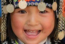 Children around the world. / by Helen Howard
