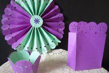 Decorações / Kits de decoração personalizada para festas