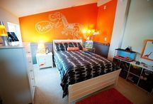 Ideas for Ant's bedroom / Dinosaurs
