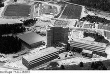 CNEA 1967 / Le CNEA voit le jour en 1967. Revivez la construction de ce site d'exception.