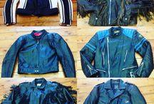 men's vintage biker jackets