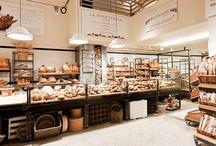 Bakery locales