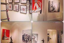 Raffi Yedalian / Solo exhibition by raffi Yedalian at art on 56th Friday September 26 2024
