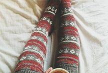 Socks, Tights, Knee socks, ...