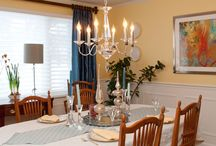 Dining Rooms/Eating Nooks