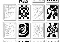 desene abstracte