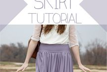 skirt making