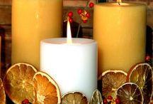 Ιδέες για κεριά