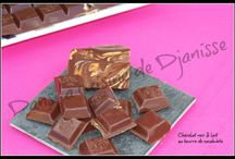 Mes recettes - Chocolate
