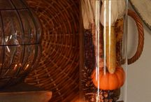 All About Fall / I am SO ready for Fall!  The colors, the scents, the FOOTBALL and the Holidays.