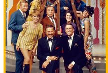 Laugh-In and other TV shows 60's and 70's