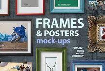 Cool Frame Mockups
