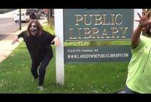 Lansdowne Public Library / by Rachée Fagg