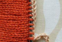 more knitting / more knitting patterns - tutorials
