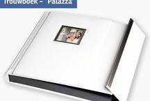 Trouwboeken / Trouwboeken zijn in verschillende soorten en formaten leverbaar.
