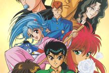 Cartoons and Anime shows / My favorite cartoon and anime shows. Then and Now