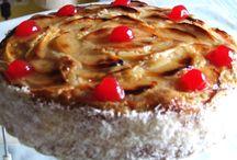 Mis tartas y pasteles