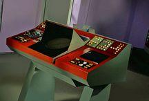 StarTrek Original Series Computers and Equipment