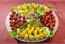 ovocné mísy