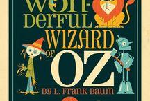 Wizard of Oz / by Lena Van Horn