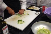 Ricette da chef / Ricette realizzate al corso per diventare chef che ho frequentato