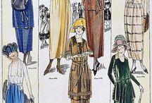 1917-1922 Fashion